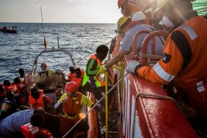 Vos Hestia nave di Save the Children