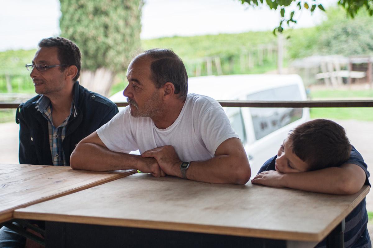 Casal Damiano - Talal e Dyia