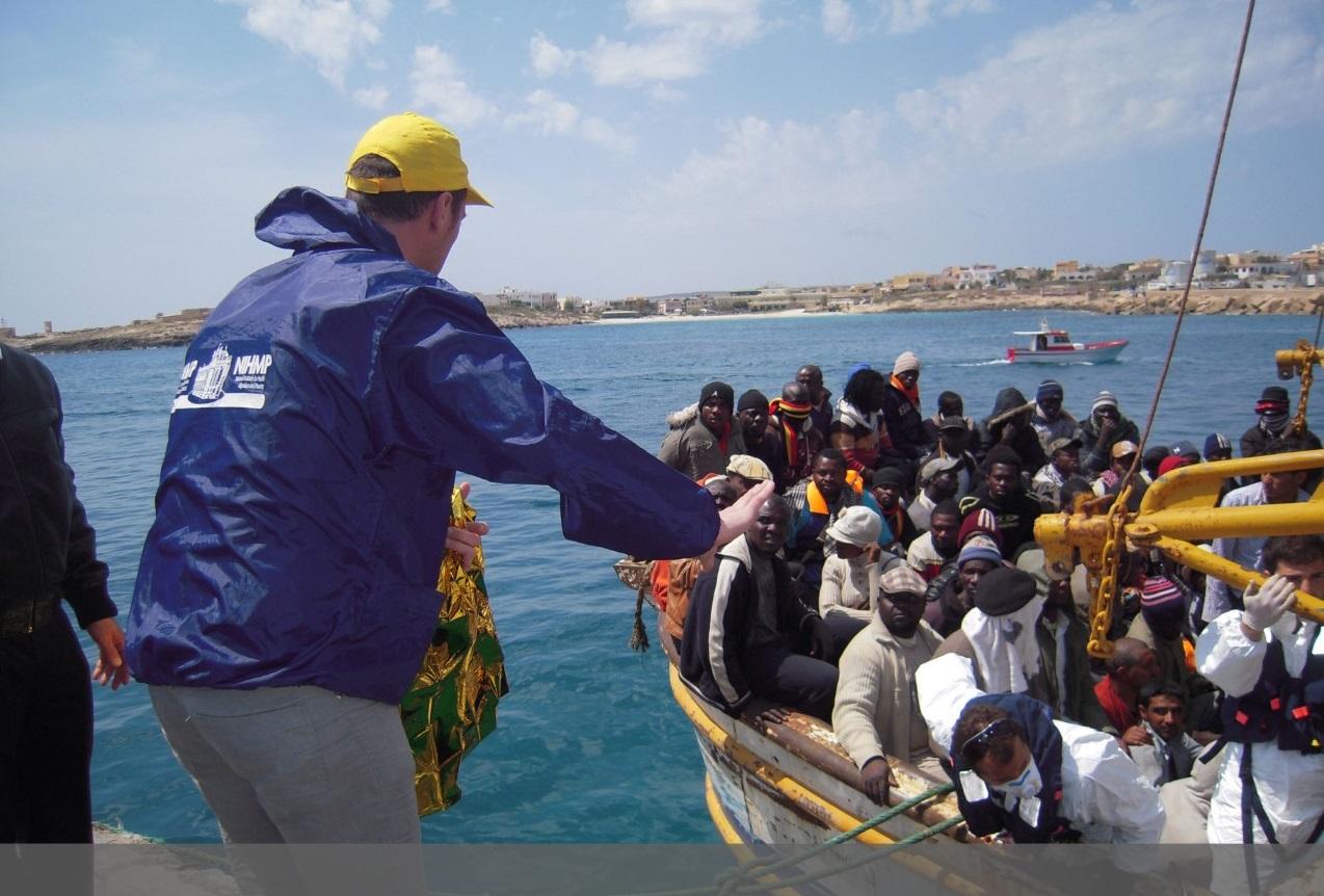 Salute dei migranti Progetto CARE