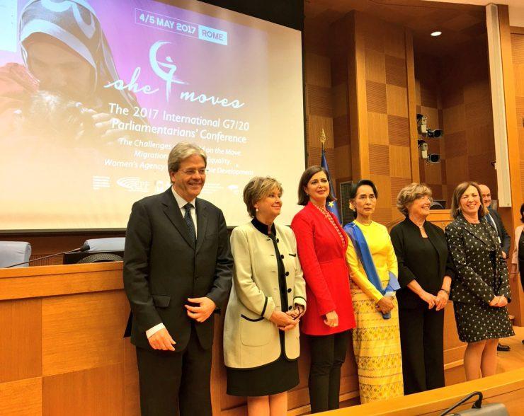 She Moves - Le sfide di un mondo in movimento: migrazione, uguaglianza di genere, ruolo della donna e sviluppo sostenibile