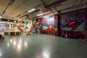 Ex sede INPADAP occupata - Foto di Giuseppe Marsoner