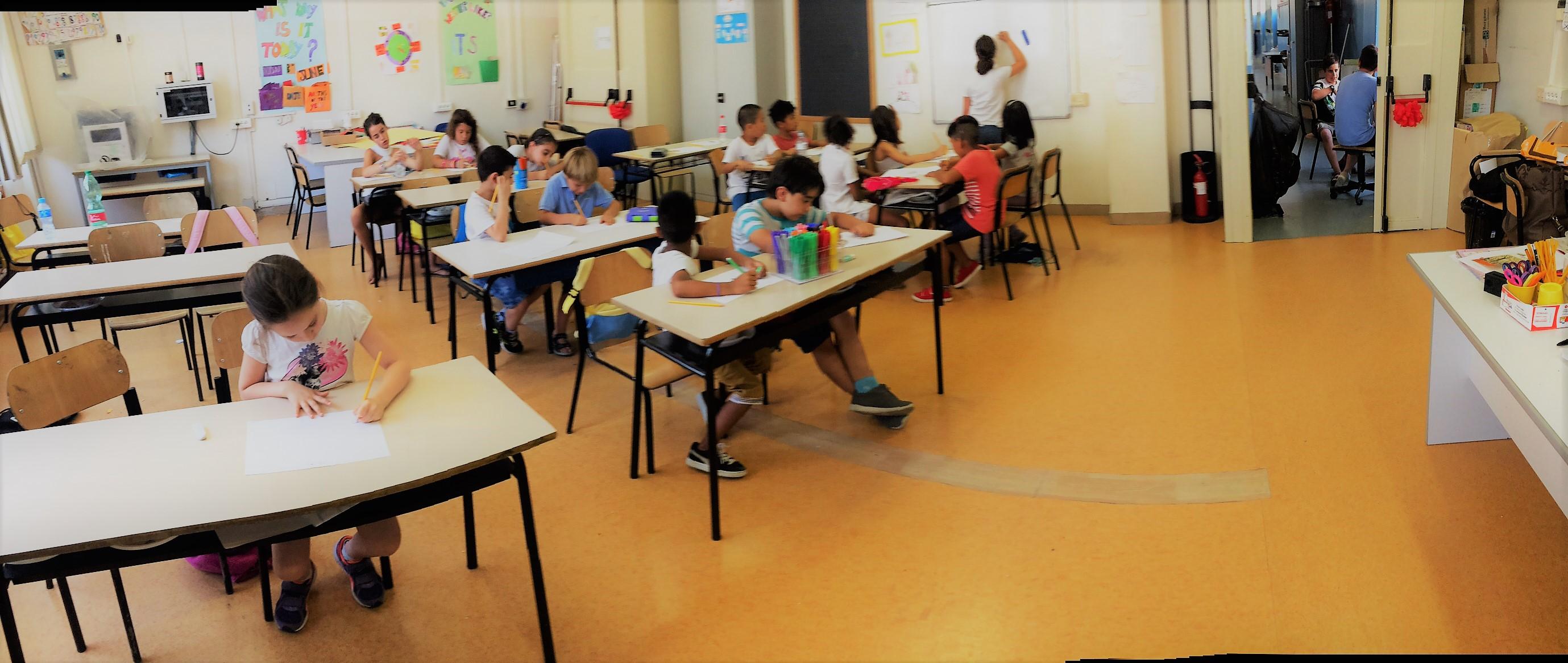Volontariato Piuculture a scuola