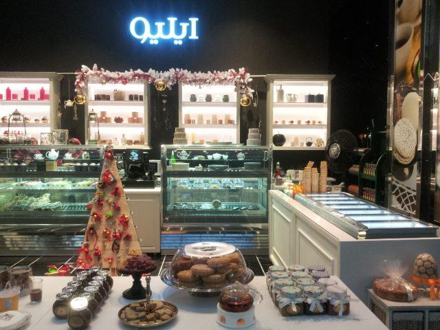 """La cioccolateria pasticceria aperta all'interno del nuovo mall """"Melal Boutique"""""""