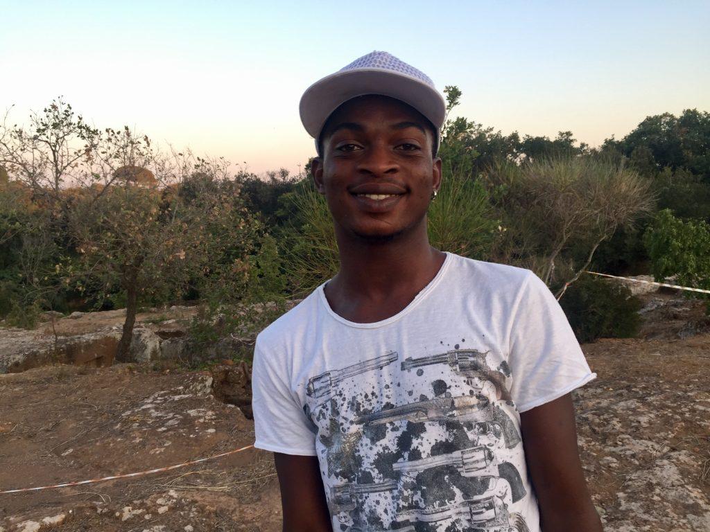 david rifugiato nigeriano