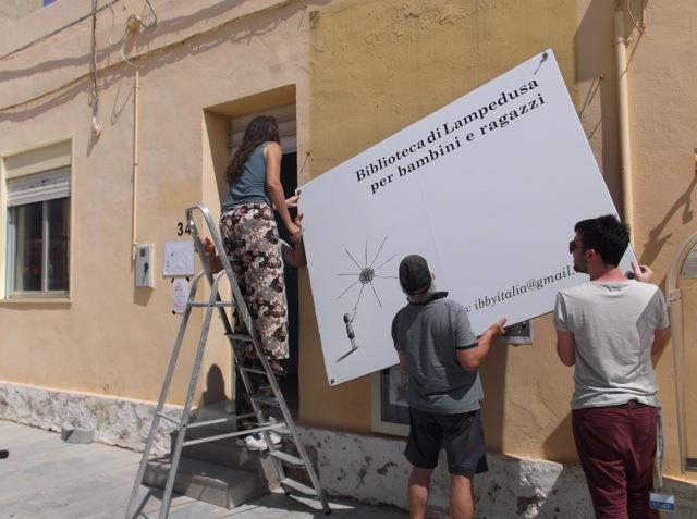 Biblioteca IBBY Lampedusa