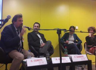 Presentazione dei romanzi iraniani alla Nuvola di Fuksas