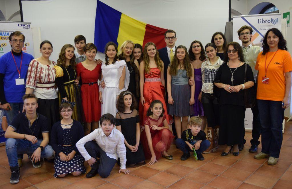 ospiti alla Giornata della Cultura Nazionale Romena