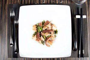 menu ristorante Lin