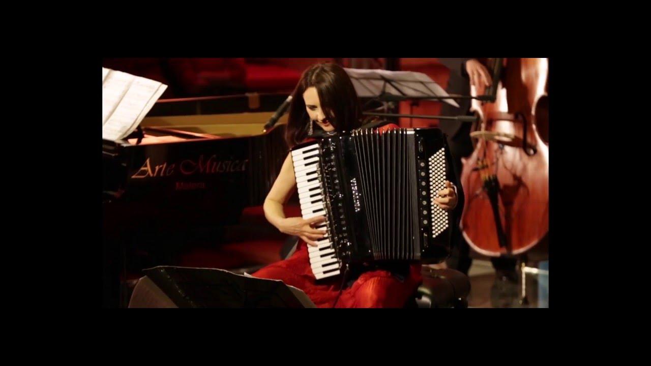 Giuliana Soscia indo jazz project