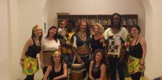 """Gruppo Kobone e Afrodanza all'evento """"Senegal. La voce delle donne"""""""