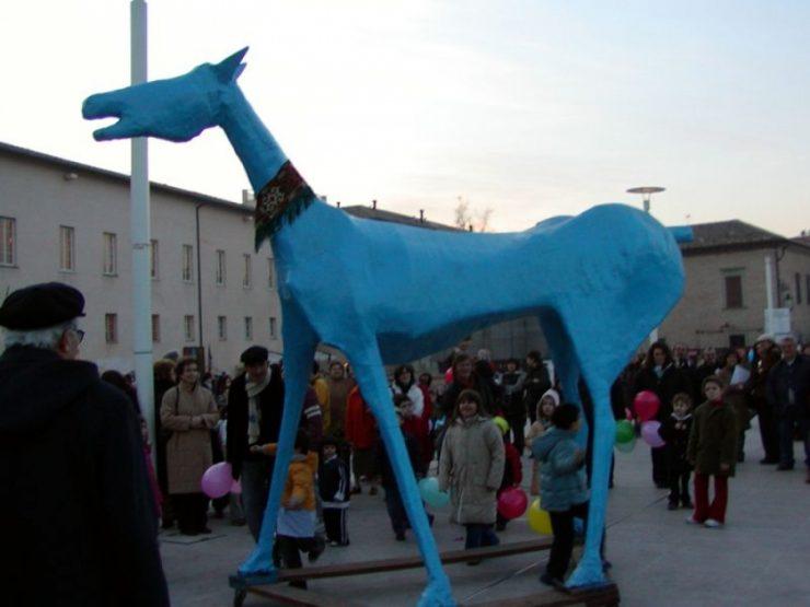 disagio del cavallo james