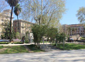 Giardini di Piazza Vittorio