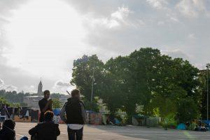 Piazzale Maslax - Foto di GMA