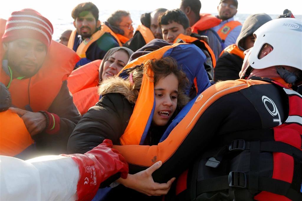 Il soccorso in mare salva molte vite