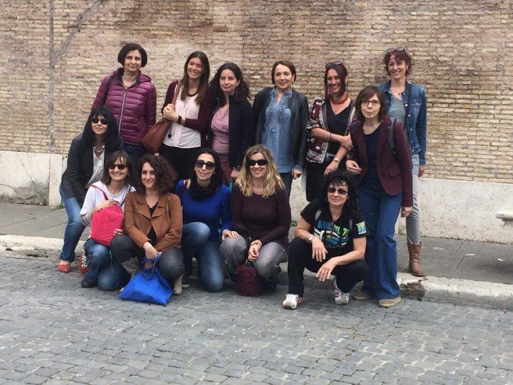 I docenti del Liceo Vittoria Colonna