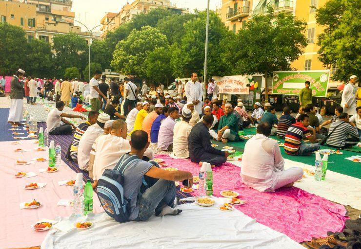 Domenica 3 giugno si celebra l'iftar in piazza Largo Bartolomeo Barestrello