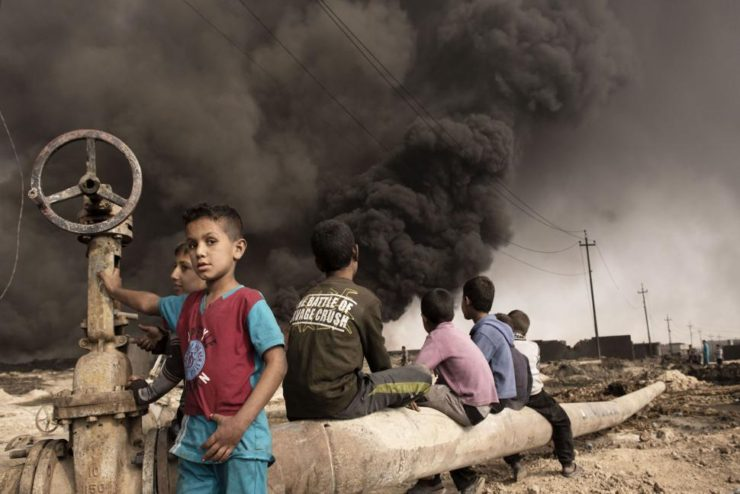Isis, tomorrow. The lost souls of Mosul di Francesca Mannocchi e Alessio Romenzi