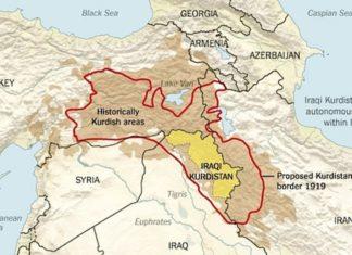 Kurdistan(foto FrontNewsInternational)