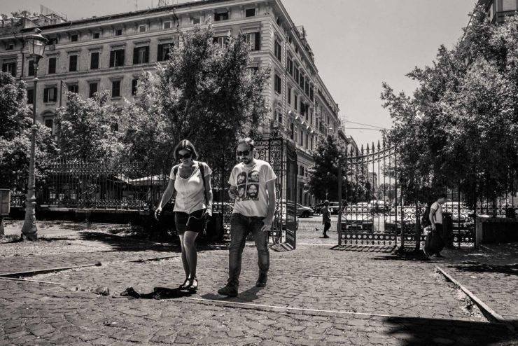 guide invisibili (Foto di Ginevra Sammartino©)