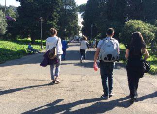 Intercammini ha organizzato nella giornata del 13 ottobre una passeggiata interculturale