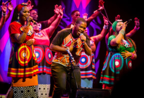 17.11: da Johannesburg all'Auditorium il Soweto Gospel Choir