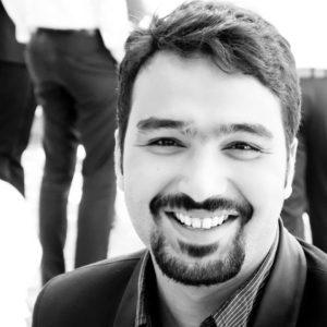 Nour Zarafi, attore e mediatore tunisino