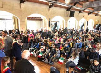 Cittadinanza-simbolica-ai-bambini del Municipio II