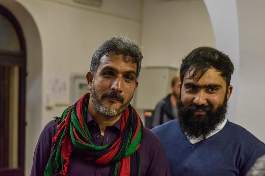Comunità afghana tor piganattara roma - foto di gma