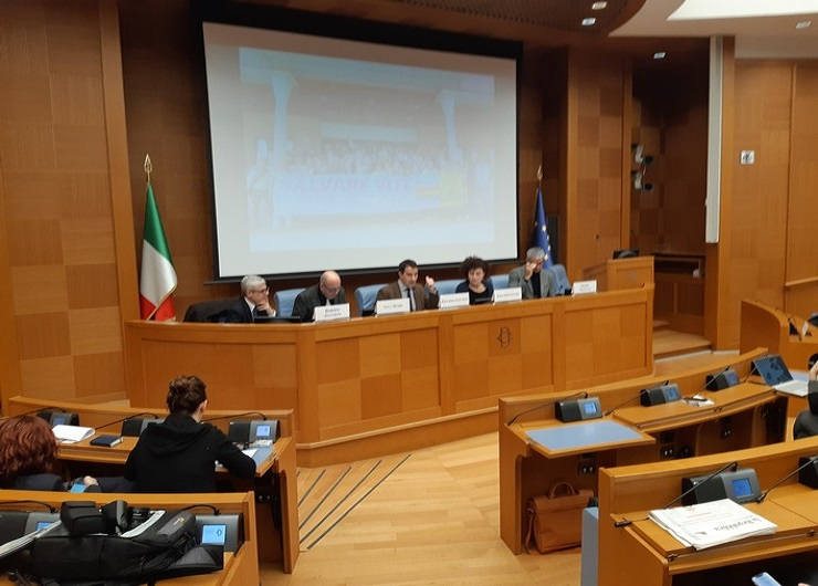 Evento di chiusura Campagna Welcoming Europe, Roma 20.02.19