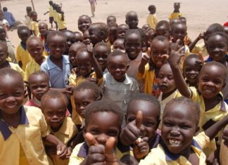 Aumento demografico - Bambini in Africa. Fonte africa.it