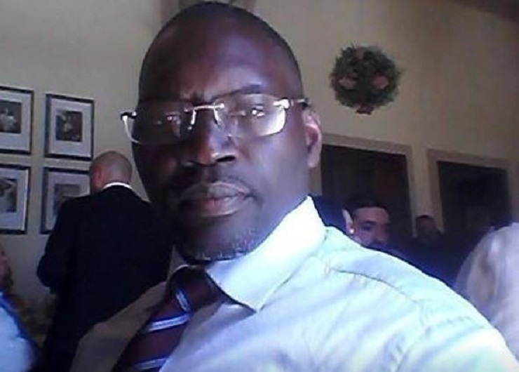 Mamadou Sall - candidato PD centro