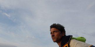 Piero Tassinari skipper e studioso di lettere antiche su Moya