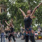 Flash Mob Artisti R-Esistenti - Foto di Gma