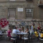 La cena di tutti - Foto di Gma