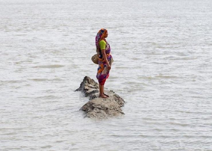 Conseguenze dei disastri ambientali. Foto IOM