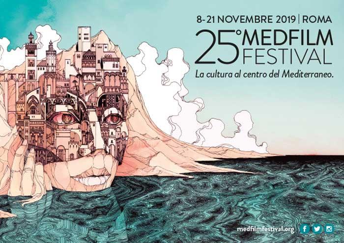 25° edizione MedFilm Festival: il manifesto