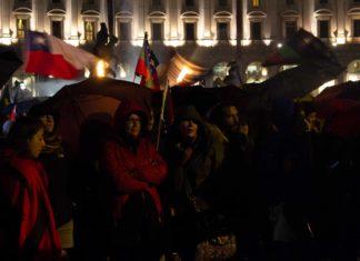 Manifestazione per il Cile il 9 novembre a Roma