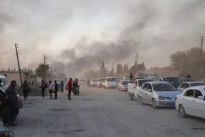 Curdi Siria: fuga dal Nord Est