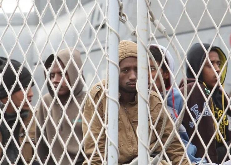 Migranti in Libia Fonte fanpage.it