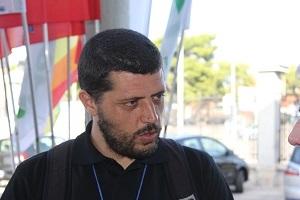 Simone Andreotti - Presidente Cooperativa Sociale InMigrazione