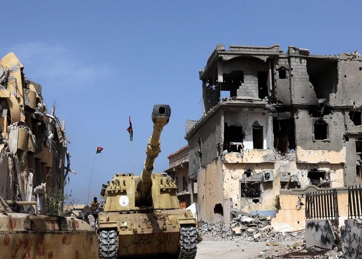 Libia sotto i bombardamenti, rinnovato il memorandum d'intesa. Fonte Il sole24ore