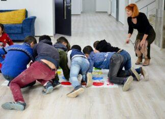 Still I Rise, la scuola internazionale per bambini a ragazzi profughi in Turchia. Fonte stillirisengo.org