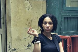 Maryam Saleh. photo credit: almoharek.com