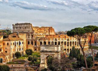 Roma Parco Archeologico Colosseo - Foto da pixabay