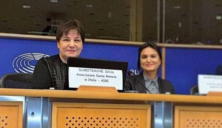Silvia Dumitrache, presidente di ADRI