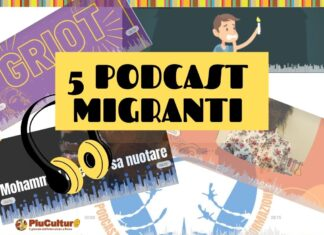 5 podcast migranti