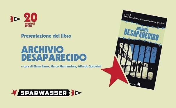 Archivio Desaparecido - Sparwasser